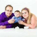 Familien und Baby-Fotoshootings in München