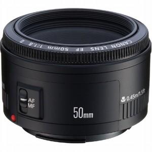 Canon 50mm Blende 1.8