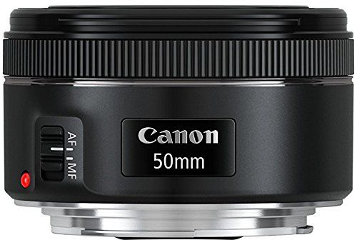 Canon 50mm F 1.8 STM